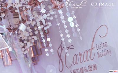 结婚采购会婚庆掠影 钻石光彩定格美好的璀璨